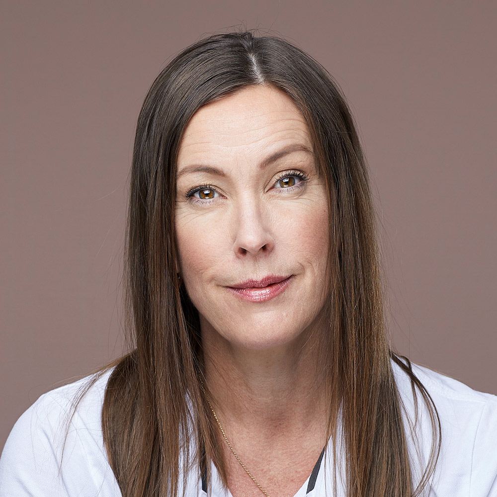 Carina Landin, Samtalsterapeut